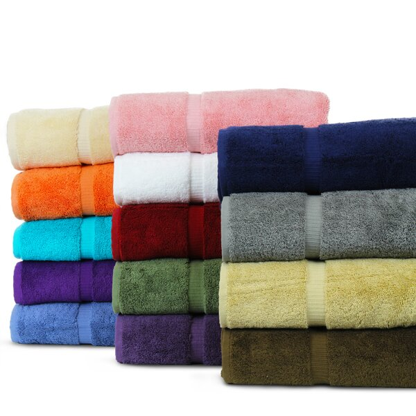 100% Cotton Washcloth (Set of 12) by Latitude Run